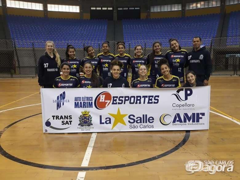 """São Carlos está no """"grupo da morte"""" na segunda fase dos Jogos da Juventude - Crédito: Marcos Escrivani"""