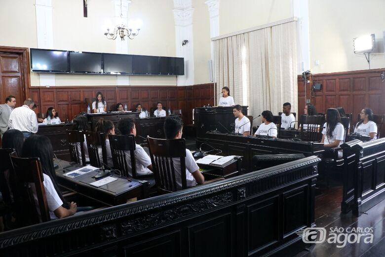 Câmara Municipal realizará 3ª edição do Parlamento Jovem São-carlense - Crédito: Divulgação