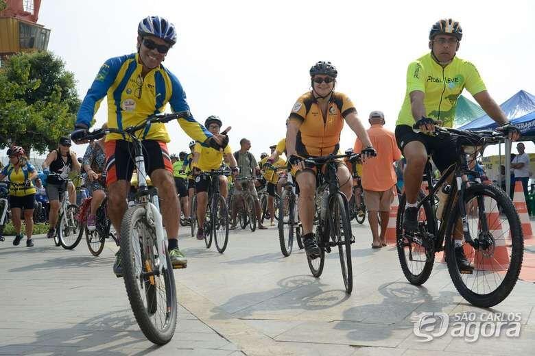 Pedal Iguatemi reúne ciclistas para passeio nesta terça-feira (4) - Crédito: Divulgação