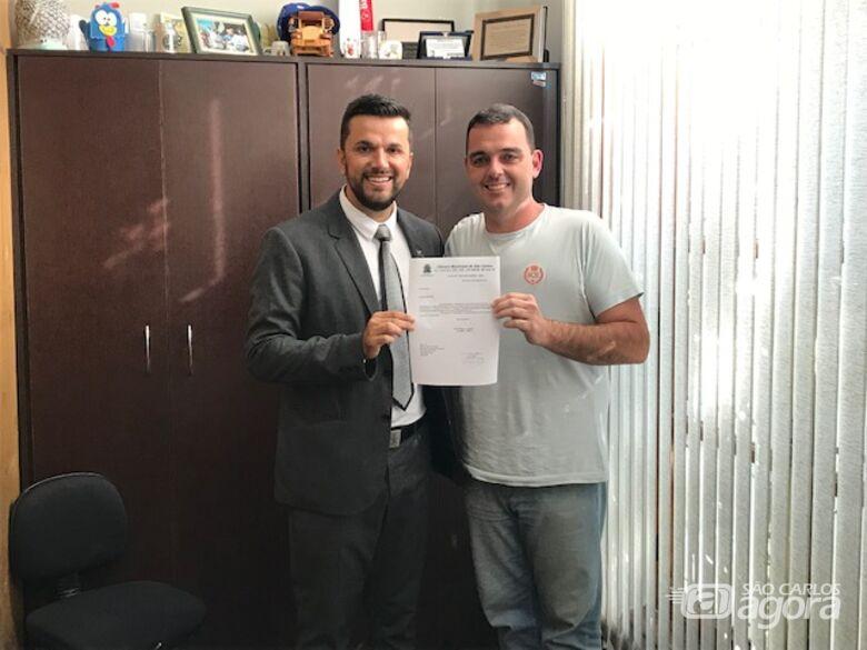 Vereador Rodson destina emenda para aquisição de livros para as bibliotecas do município - Crédito: Divulgação