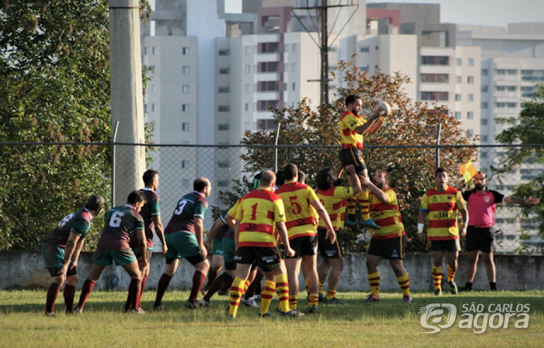Vitória coloca São Carlos na liderança do Paulista de Rugby - Crédito: Divulgação