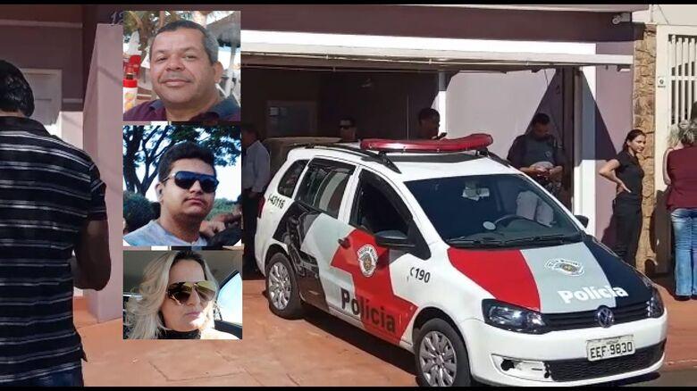 Ex-policial mata a mulher, o filho e depois comete suicídio em cidade da região - Crédito: Divulgação