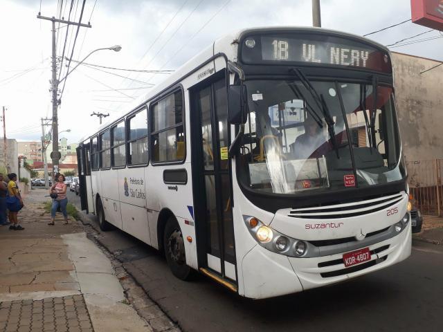 Justiça garante serviço de transporte da Suzantur São Carlos nesta sexta-feira (14) - Crédito: Divulgação