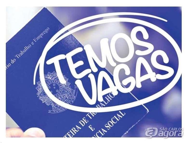 Balcão do São Carlos Agora oferece 22 vagas de emprego -