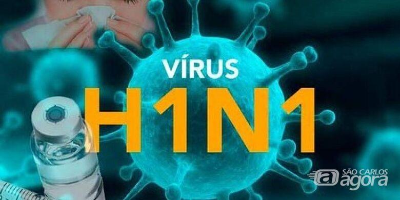 São Carlos registra primeiro caso de gripe H1N1 no ano - Crédito: Divulgação
