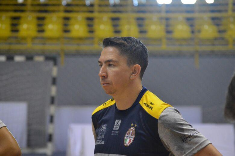 Keké garante que veio para São Carlos para buscar único título que falta em seu currículo: a Liga Nacional - Crédito: Maicon Reis