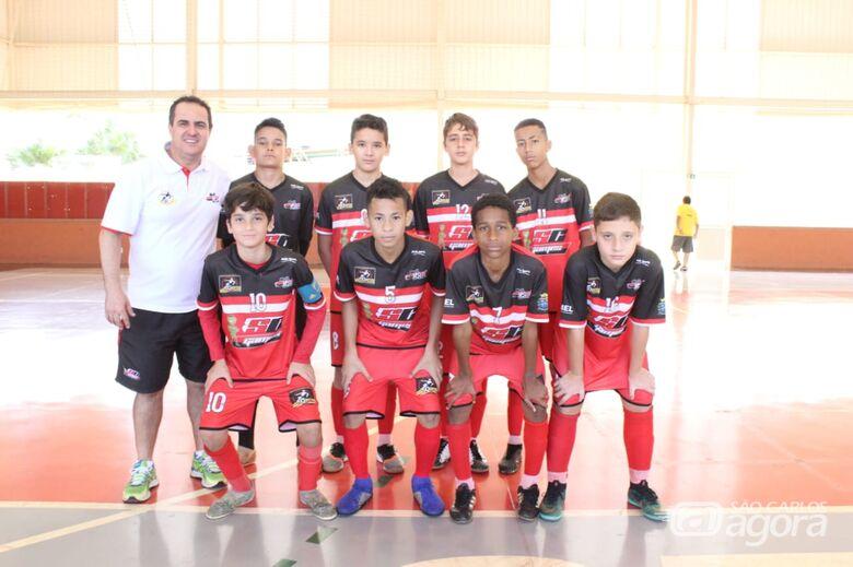 Multi Esporte/La Salle classifica quatro equipes para a fase final da Copa Sesi - Crédito: Divulgação