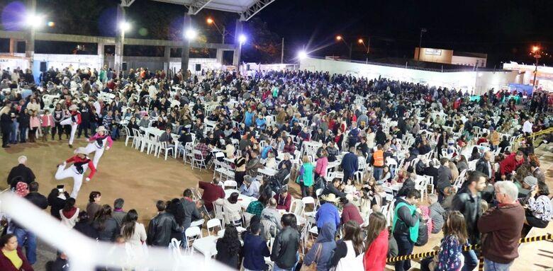 São Nicolau de Flüe realiza a 19ª edição de sua Festa Junina - Crédito: Divulgação