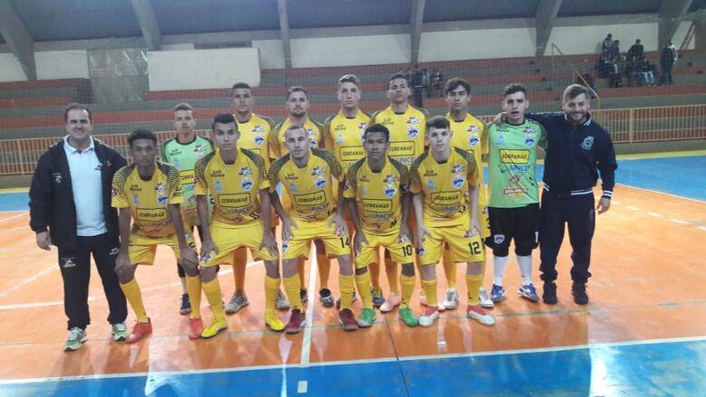 Multi Esporte/La Salle bate Taquaritinga de virada e lidera Sul-Minas - Crédito: Divulgação
