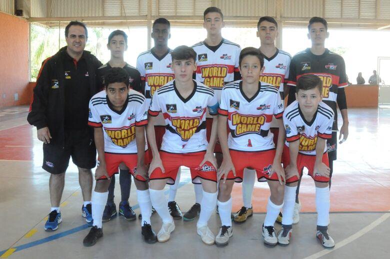 Multi Esporte/La Salle se qualifica em quatro categorias na semifinal da Copa Sesi - Crédito: Divulgação