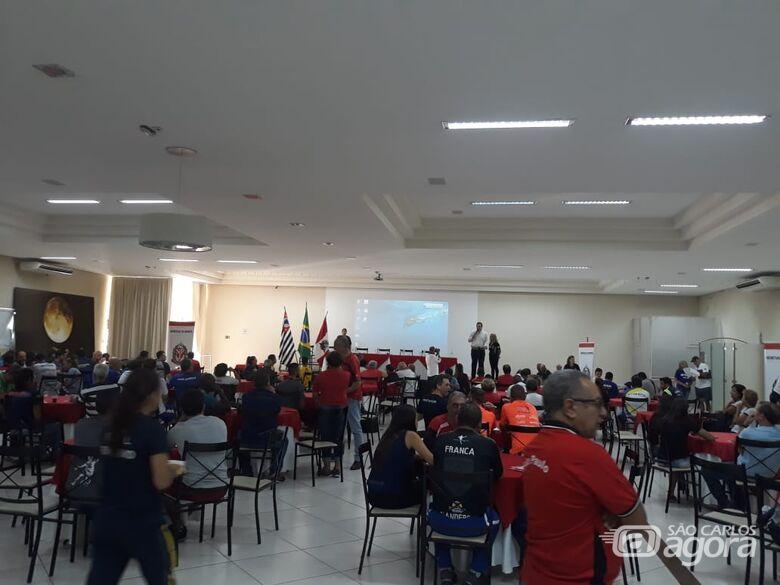 H7 Esportes/La Salle terá Jales e Tietê como primeiros adversários nos Jogos da Juventude - Crédito: Divulgação