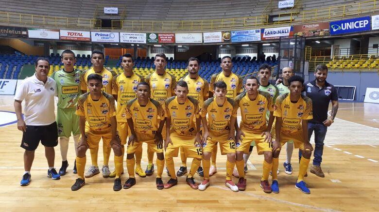 Igor faz três, mas Multi Esporte/La Salle empata com Monte Alto - Crédito: Marcos Escrivani