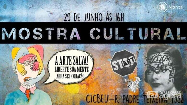 Cicbeu receberá mostra cultural de alunos do Paulino Botelho -
