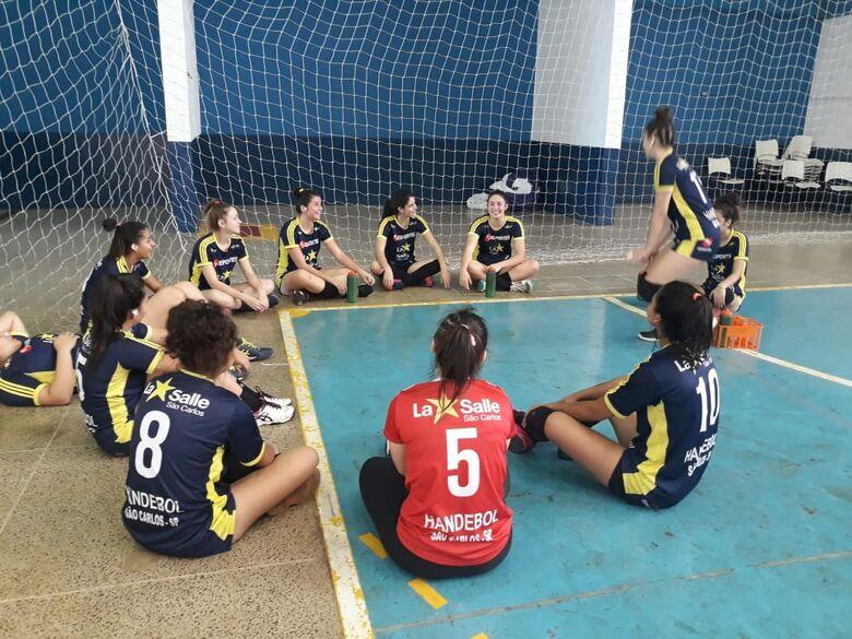 H7 Esportes/La Salle cumpre meta e está na semi dos Jogos da Juventude - Crédito: Divulgação