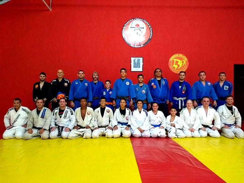 Judocas da Fábrica de Campeões/Smec são destaque em Hortolândia - Crédito: Divulgação