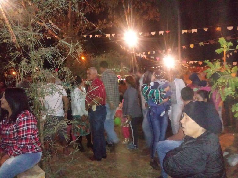 Mais de 400 pessoas participam de festa junina no Cidade Aracy - Crédito: Divulgação