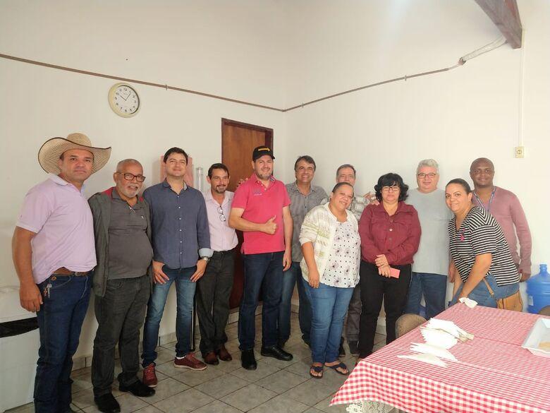 Sertanejos do Bem participa de reunião do Ramal Centro Paulista Caminho da Fé - Crédito: Divulgação