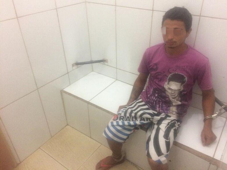 Viciado em drogas agride esposa no Jardim Pacaembu - Crédito: Luciano Lopes