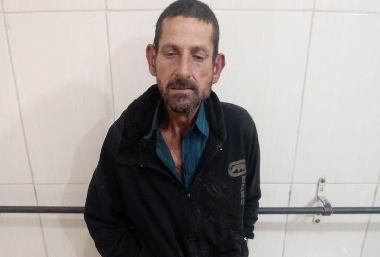 Ladrão é detido após furtar casa no Cruzeiro do Sul - Crédito: Divulgação