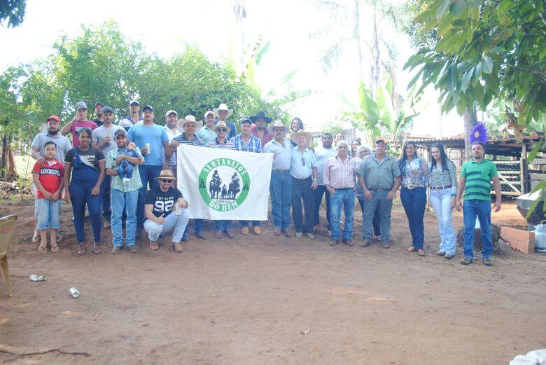 Sertanejos do Bem participarão de cavalgada beneficente em Santa Eudóxia - Crédito: Divulgação
