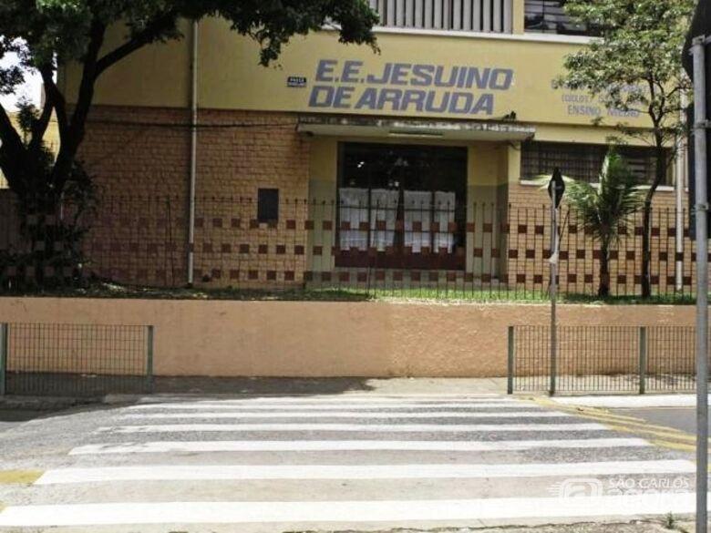 Uma escola chamada Jesuíno de Arruda - Crédito: Divulgação