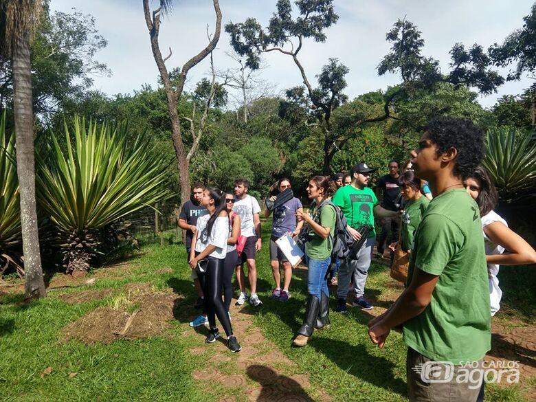 Cerrado da UFSCar e Parque Ecológico recebem a população de São Carlos no período de férias - Crédito: Facebook.com/TrilhaDaNaturezaUfscar