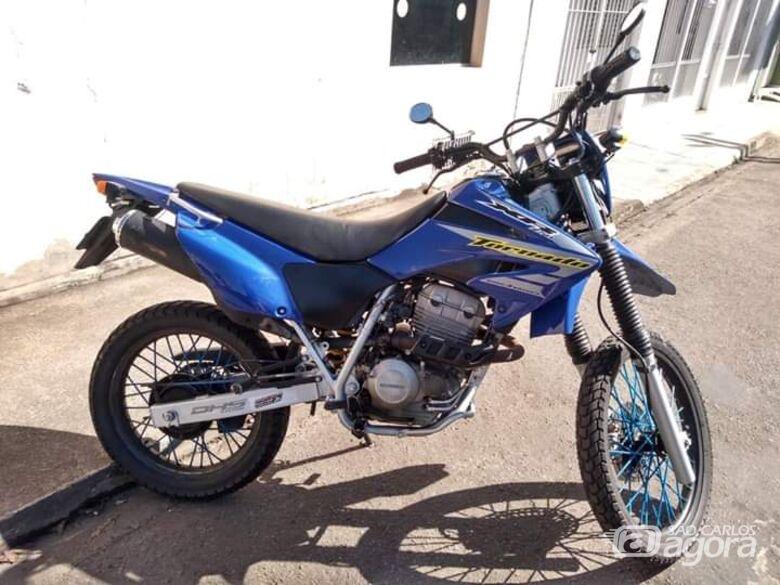 Moto é furtada em Itirapina -
