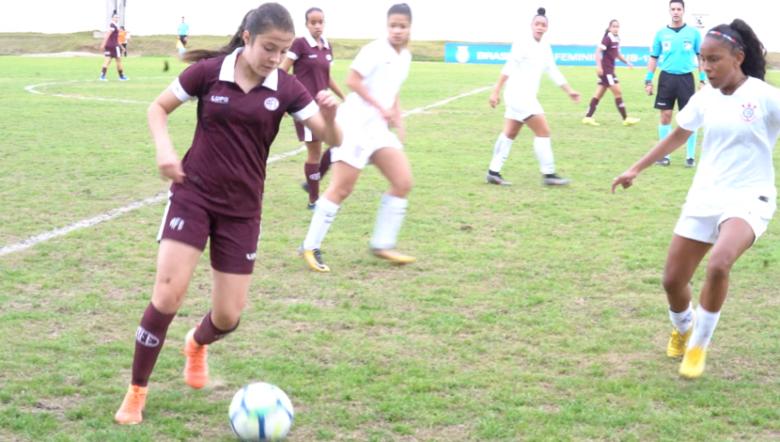 Brasileiro Sub-18 é o início da realização do sonho da são-carlense Laura Pigatin - Crédito: Gustavo Castilho/CBF