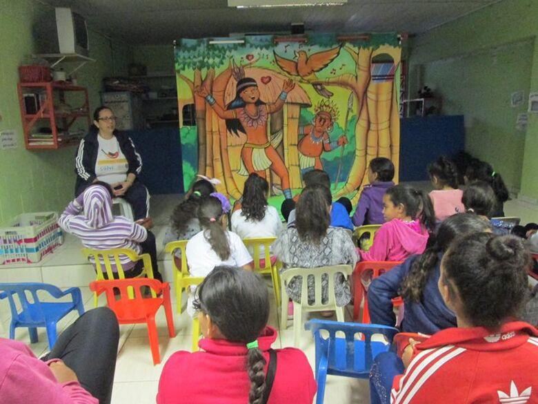 Projeto social proporciona descobertas e aprendizado para crianças de São Carlos - Crédito: Divulgação