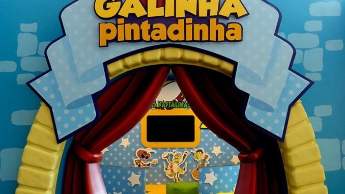 Iguatemi São Carlos promove evento com a Galinha Pintadinha e sua turma - Crédito: Imagem ilustrativa