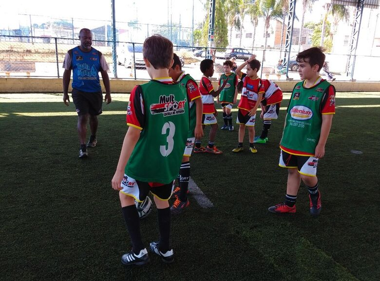 Mult Sport intensifica os treinos antes das férias - Crédito: Divulgação