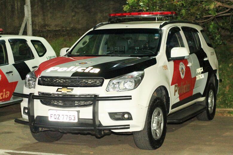 Ladrões roubam carro no Cruzeiro do Sul - Crédito: Arquivo/SCA