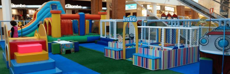 Iguatemi São Carlos recebe Kids Park Aventura no mês de agosto - Crédito: Divulgação