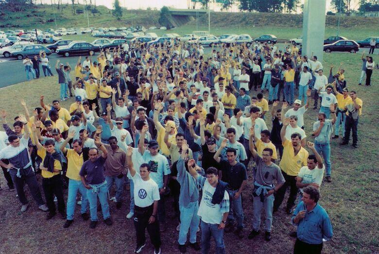 Comissão de Fábrica na Volkswagen São Carlos completa 20 anos - Crédito: Divulgação