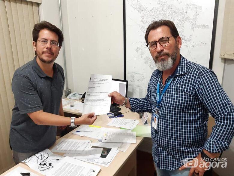 Vereador Daniel Lima pede melhorias em UPAs e abertura do HU para emergência - Crédito: Divulgação