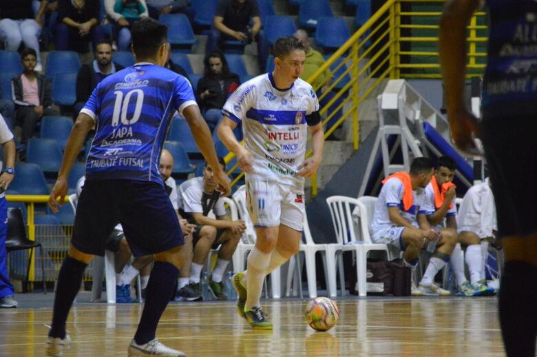 São Carlos enfrenta o Taubaté no primeiro jogo da final da Copa Paulista - Crédito: Maicon Reis