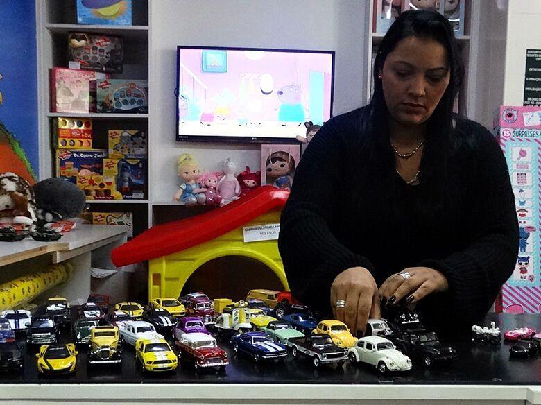 Colecionadores devem expor mais de mil miniaturas em encontro em São Carlos - Crédito: Marcos Escrivani