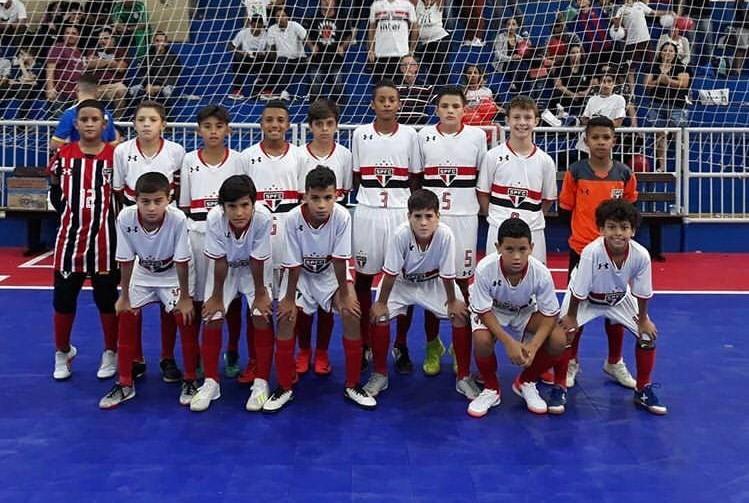 'Sanca Futsal Cup' inicia com confronto do São Paulo x Multi Esporte/La Salle - Crédito: Divulgação
