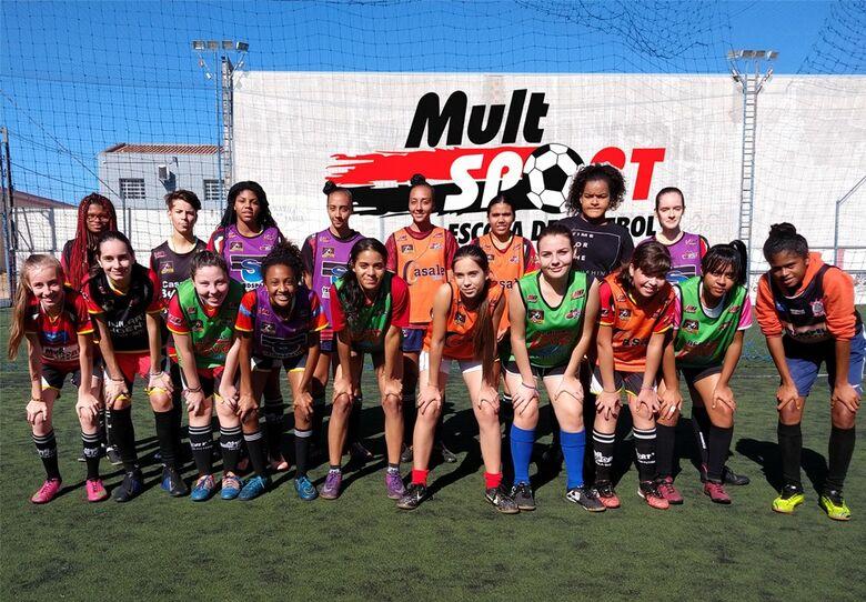 Festival reúne garotas na Mult Sport - Crédito: Divulgação