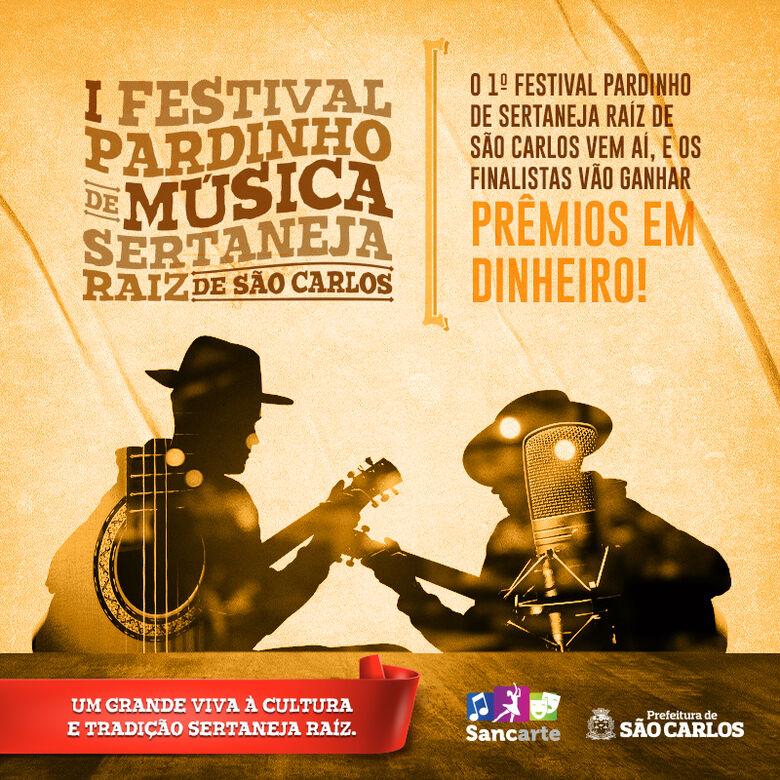 Quinze duplas vão participar do Festival Pardinho -