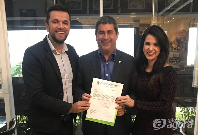 Vereador Rodson conquista emenda federal para a saúde - Crédito: Divulgação