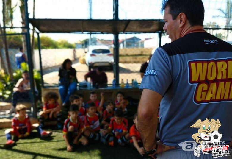 Campeonato Interno da Mult Sport promete ser equilibrado e com muitos gols - Crédito: Divulgação