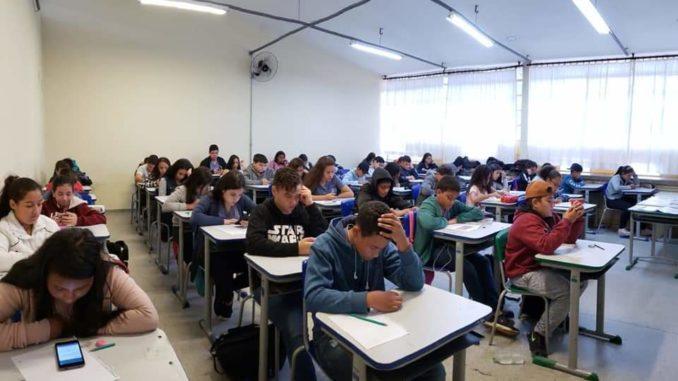 Projeto pioneiro de prova digital será aplicado nas escolas de São Carlos e região - Crédito: Divulgação