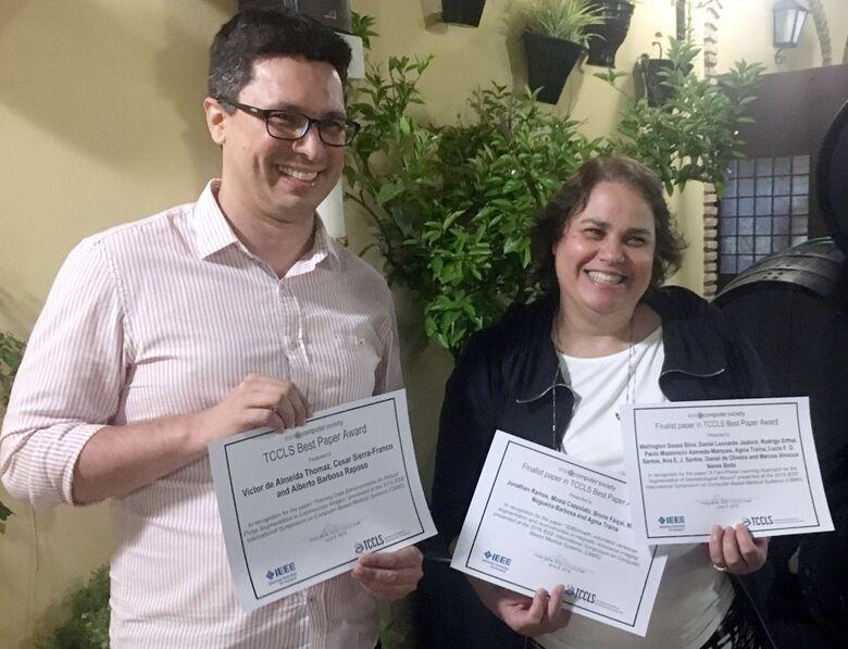 Computação e medicina: artigos do ICMC São Carlos são premiados em conferência internacional - Crédito: Arquivo Pessoal