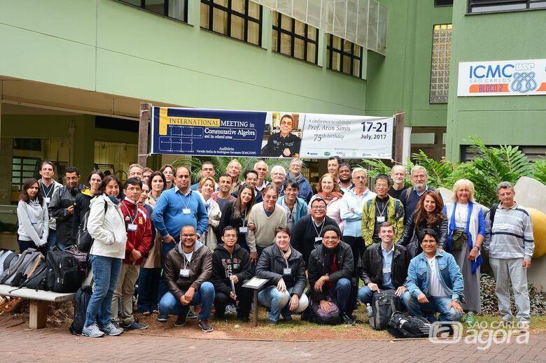 Encontro internacional reunirá pesquisadores e estudiosos da álgebra comutativa em São Carlos - Crédito: Reinaldo Mizutani