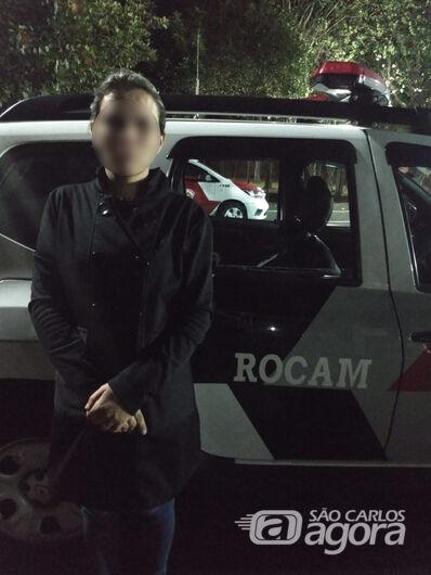 Procurada por roubo é detida no Santa Felícia - Crédito: Luciano Lopes/São Carlos Agora
