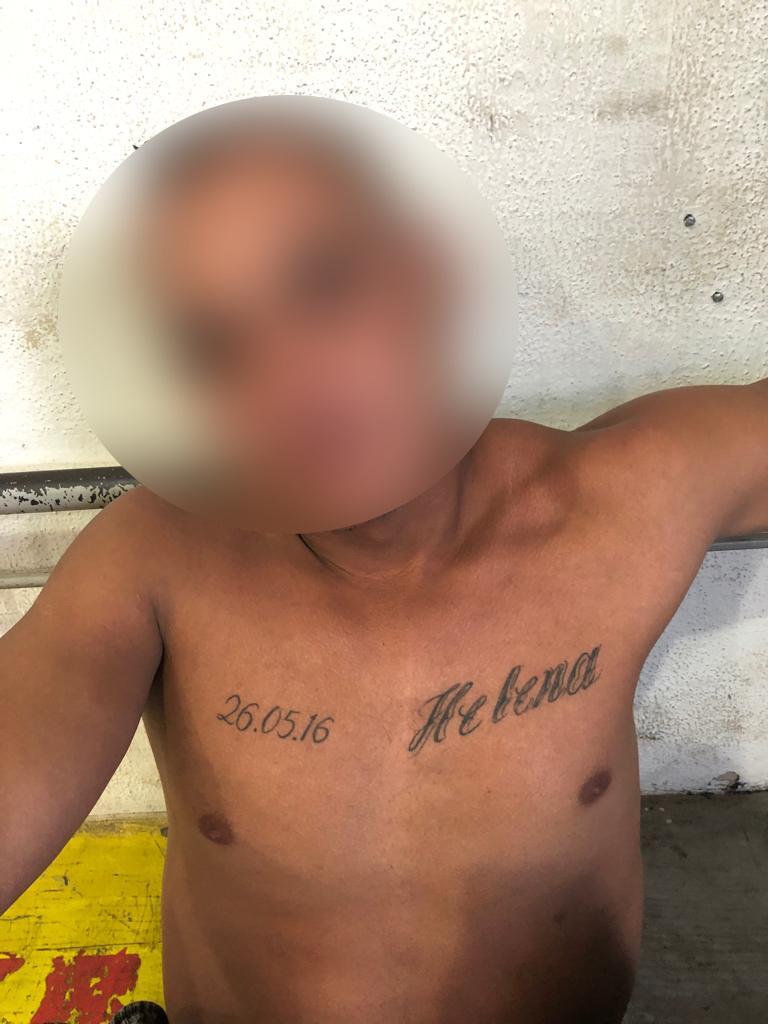 Procurado pela Justiça é preso portando simulacro no Cidade Aracy - Crédito: Polícuia Militar