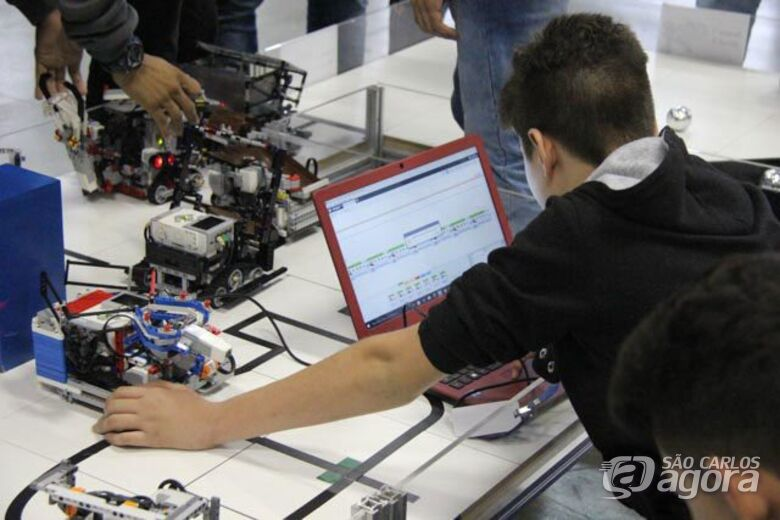 Olimpíada Brasileira de Robótica recebe mais de 200 mil inscrições - Crédito: Divulgação