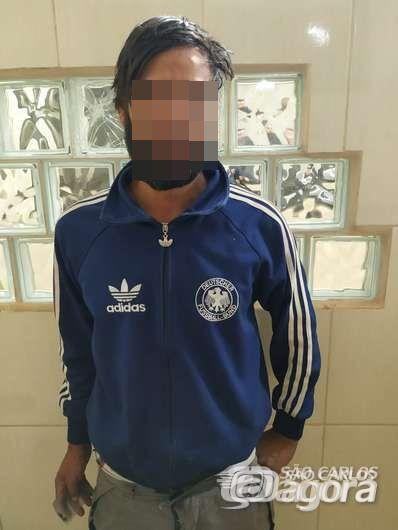 Morador de rua que era procurado pela polícia é preso próximo à rodoviária -