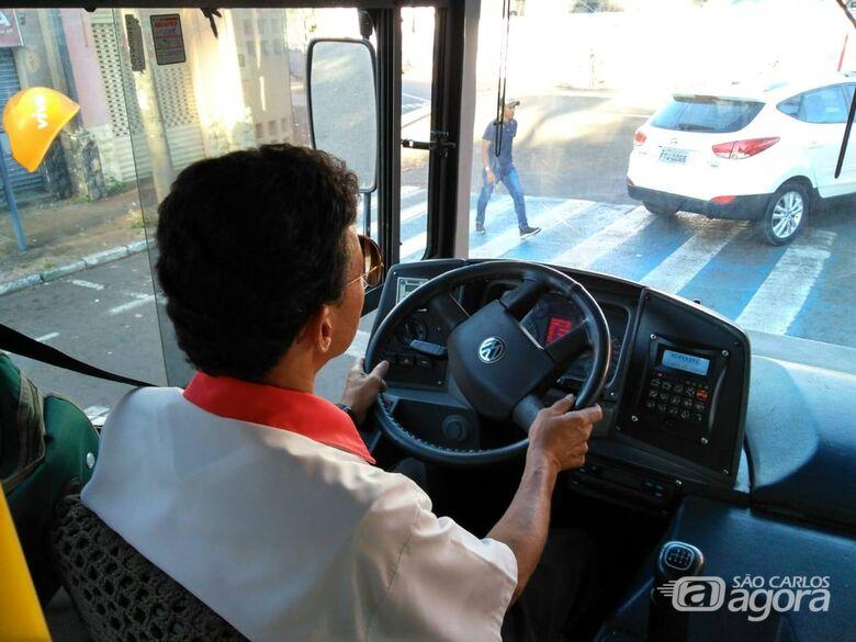 Suzantur São Carlos contrata motorista - Crédito: Divulgação